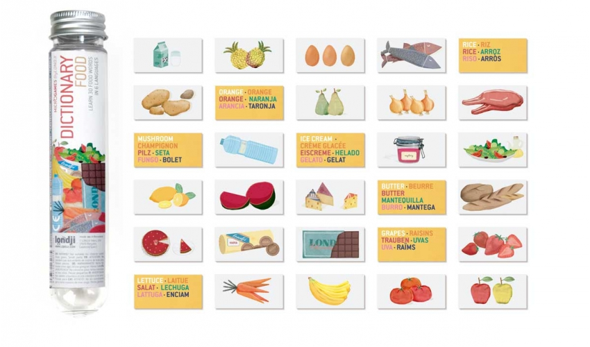 Micro Food dictionary