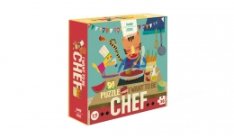 I want to be... chef Puzzle