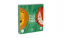 LION & TIGER TIC TAC TOE