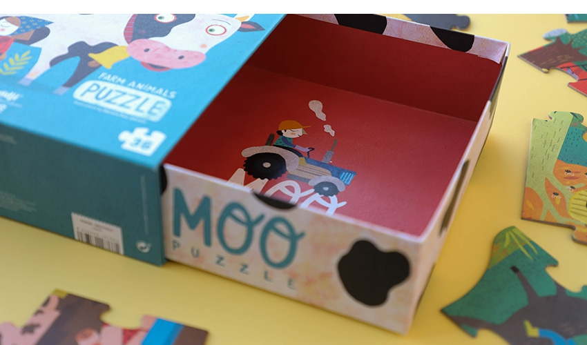 Moo puzzle