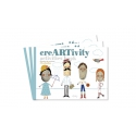 Creartivity books mix (Set 8)