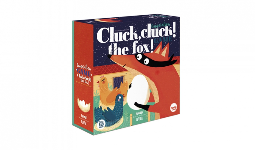 Cluck, cluck! The fox!