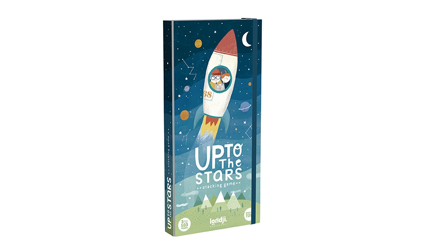 Up to the stars