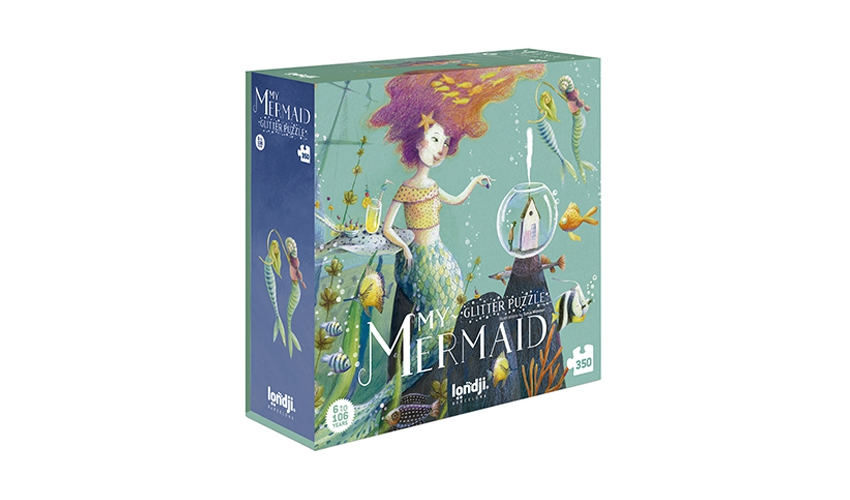My Mermaid puzzle