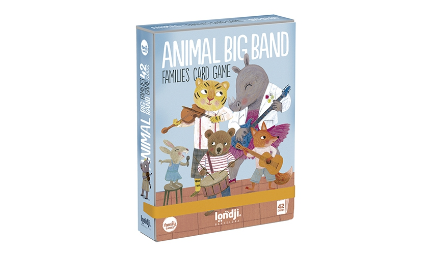Animal Big Band