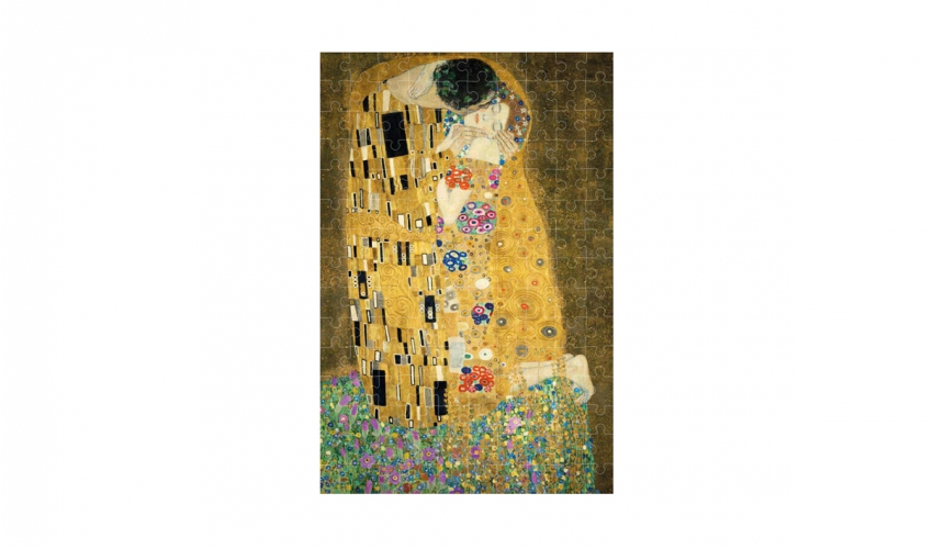 Micro The Kiss - Gustav Klimt