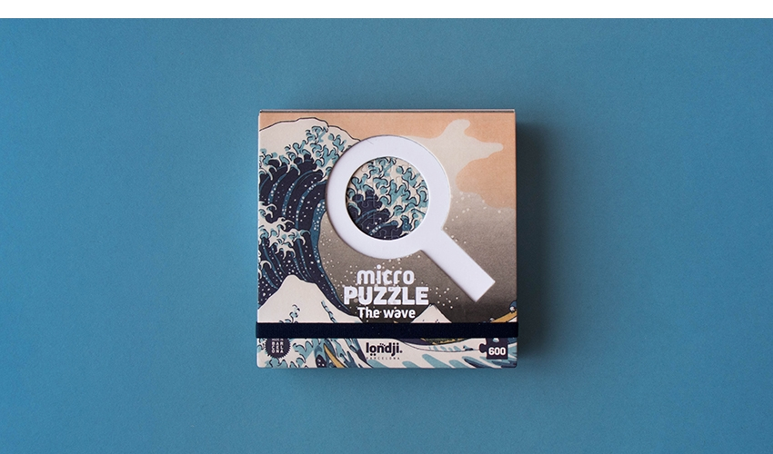 The Wave Micropuzzle 600 pcs